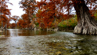 Texas Hill Country Autumn