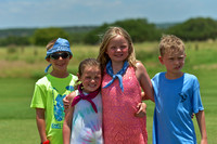 Boot Ranch Kids Camp - Archery 10