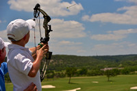 Boot Ranch Kids Camp - Archery 1
